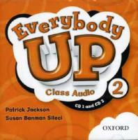 Everybody Up. 2 Audio CD (2)
