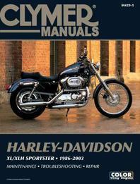 [해외]Harley-Davidson XL/Xlh Sportster 1986-2003