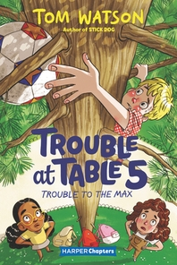 [해외]Trouble at Table 5 #5