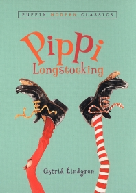 Pippi Longstocking ( Puffin Modern Classics )(Paperback)