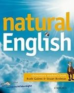 NATURAL ENGLISH ELEMENTARY STUDENTS BOOK