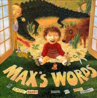 [해외]Max's Words (Hardcover)