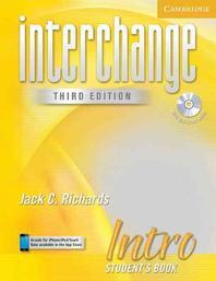 INTERCHANGE INTRO(STUDENTS BOOK)(3RD EDITION)(CD 1장 포함)(Interchange