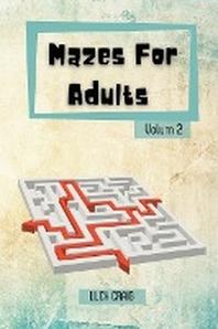 [해외]Mazes for Adults
