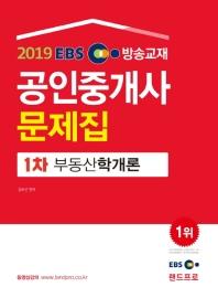 부동산학개론 공인중개사 1차 문제집(2019)(EBS 방송교재)