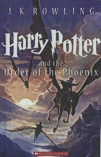 [해외]Harry Potter and the Order of the Phoenix (Prebound)