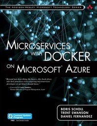 [해외]Microservices with Docker on Microsoft Azure (Includes Content Update Program) (Paperback)