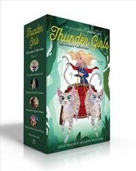 [해외]Thunder Girls Adventure Collection Books 1-4