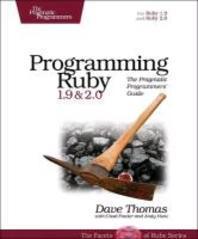 [해외]Programming Ruby 1.9 & 2.0 (Paperback)