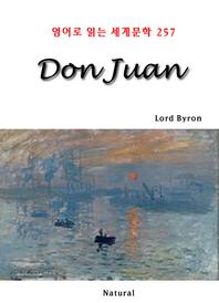 Don Juan (영어로 읽는 세계문학 257)