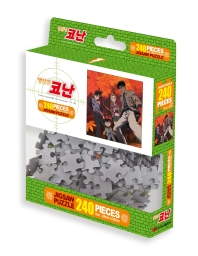명탐정 코난 직소퍼즐  240pcs: 가을 단풍(걸이형)