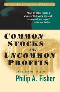 [보유]Common Stocks and Uncommon Profits and Other Writings ( Wiley Investment Classics #40 )