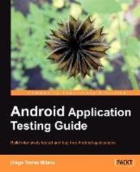 [해외]Android Application Testing Guide (Paperback)