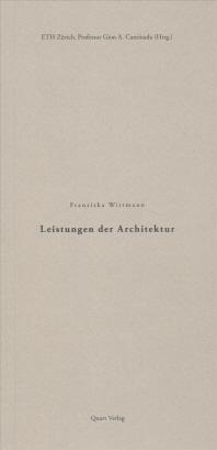 Leistungen Der Architektur