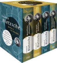 Friedrich Nietzsche - Werke in vier Baenden