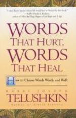 [해외]Words That Hurt, Words That Heal (Paperback)