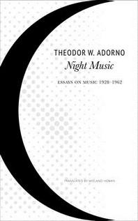 [해외]Night Music (Paperback)