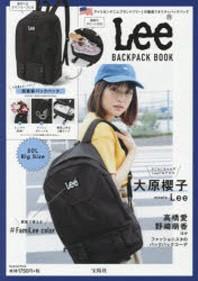 LEE BACKPACK BOOK