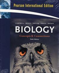 Biology : Concepts and Connections