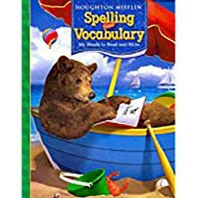 [해외]Houghton Mifflin Spelling and Vocabulary, Level 1