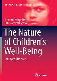 [해외]The Nature of Children's Well-Being (Paperback)