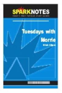 Tuesdays with Morrie (SparkNotes Literature Guide)(요약본)