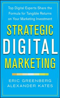 [해외]Strategic Digital Marketing (Hardcover)