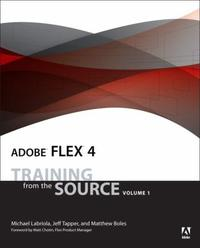 [해외]Adobe Flex 4 (Paperback)
