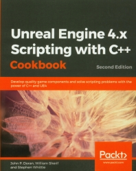 [보유]Unreal Engine 4.x Scripting with C++ Cookbook