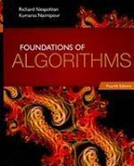[해외]Foundations of Algorithms (Hardcover)