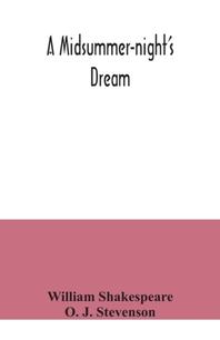 [해외]A midsummer-night's dream (Paperback)