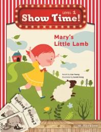 Show Time! Level 1: Mary's Little Lamb 세트(SB+WB)(CD1장포함)(전2권)