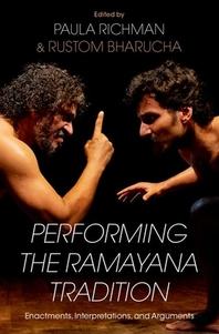 [해외]Performing the Ramayana Traditions