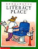 Literacy Place Grade 3 Unit 1-3 (Pupils Book) 책기둥및 표지뒷면 윗부분 색바램 있습니다