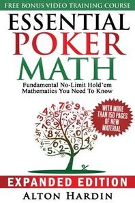 [해외]Essential Poker Math, Expanded Edition