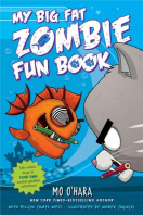 [해외]My Big Fat Zombie Fun Book (Hardcover)
