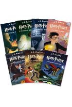 Harry Potter Spanish Set