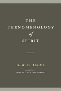 [해외]The Phenomenology of Spirit