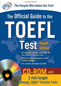 The Official Guide to the TOEFL Test(CD1장포함)