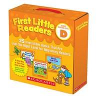 First Little Readers Parent Pack