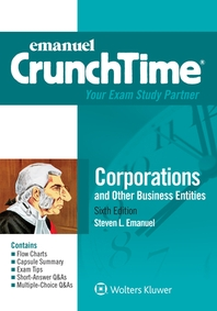 [해외]Emanuel Crunchtime for Corporations and Other Business Entities