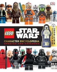 [해외]Lego Star Wars Character Encyclopedia (Hardcover)