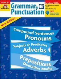 [해외]Grammar & Punctuation Grade 6 (Paperback)