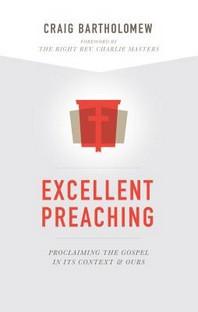 [해외]Excellent Preaching (Paperback)