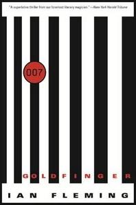 [해외]Goldfinger (Paperback)