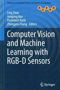 [해외]Computer Vision and Machine Learning with Rgb-D Sensors