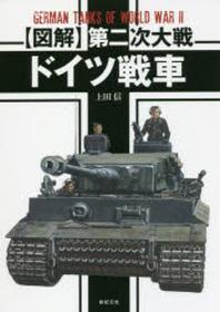 [해외](圖解)第二次大戰ドイツ戰車