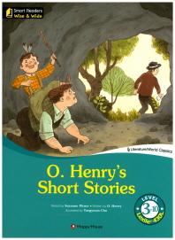 O. Henry`s Short Stories(CD1장포함)(Smart Readers Wise & Wide Level 3-10)