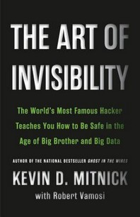 [해외]The Art of Invisibility (Hardcover)