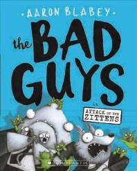 [해외]Bad Guys in Attack of the Zittens (Prebound)